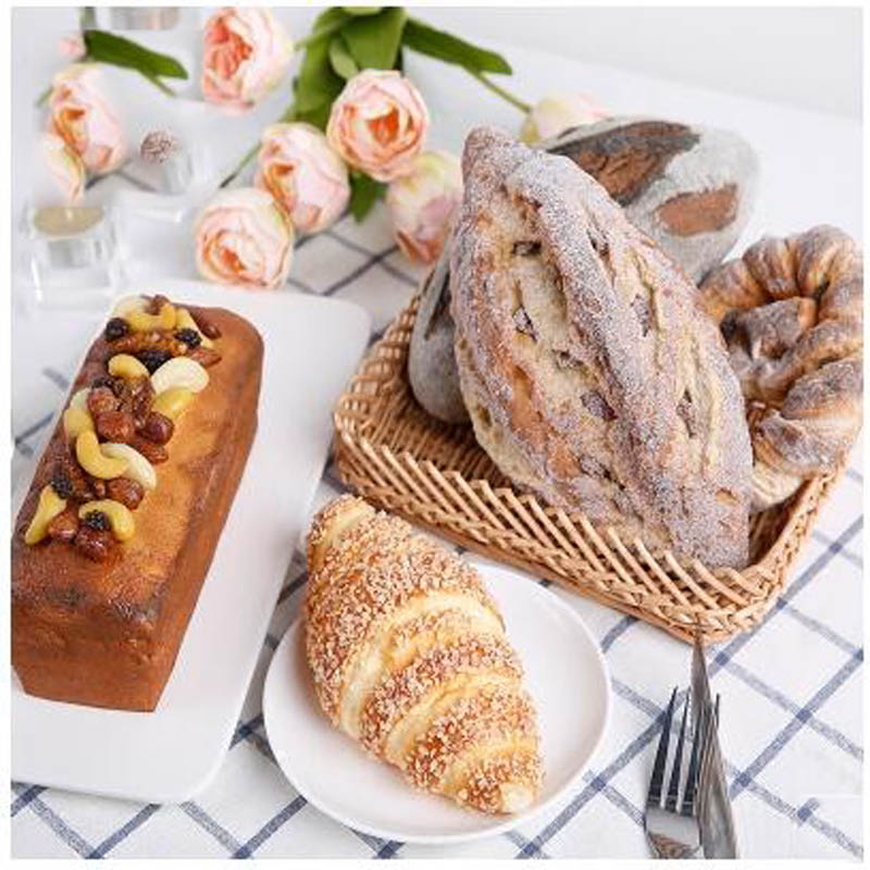1 Piece New Lifestyle Doll Accessories Simulation Bread Model Latex Play House Crafts Creative Best Gifts Children Baby Toys pavilion lifestyle