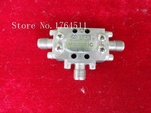 [BELLA] MARKI M10208IC RF/LO:2-8GHz SMA RF Coaxial Double Balanced Mixer
