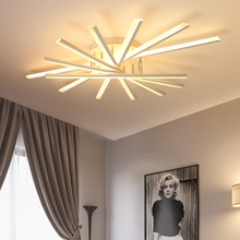 modern chandelier lighting ceiling lights for living studyroom bedroom lamparas de techo led fixtures