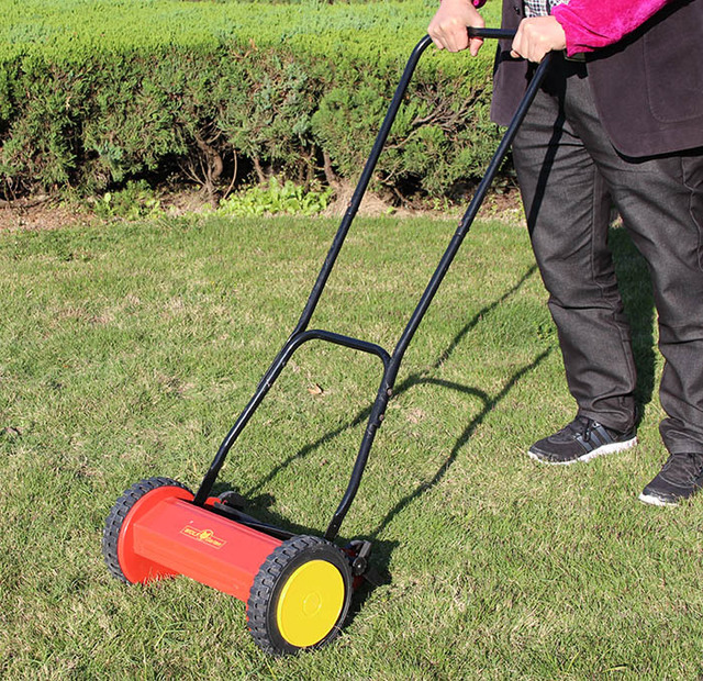Garden tools without hand push lawn mower grass trimmer sample hob - sample lawn and garden