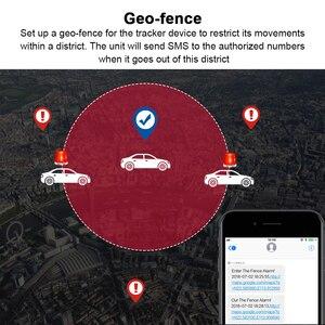 Image 5 - Car GPS Tracker 3G Vehicle Tracker GPS Locator Coban TK303G Waterproof IP66 Remote Control Cut Off Engine Geo fence Free Web APP