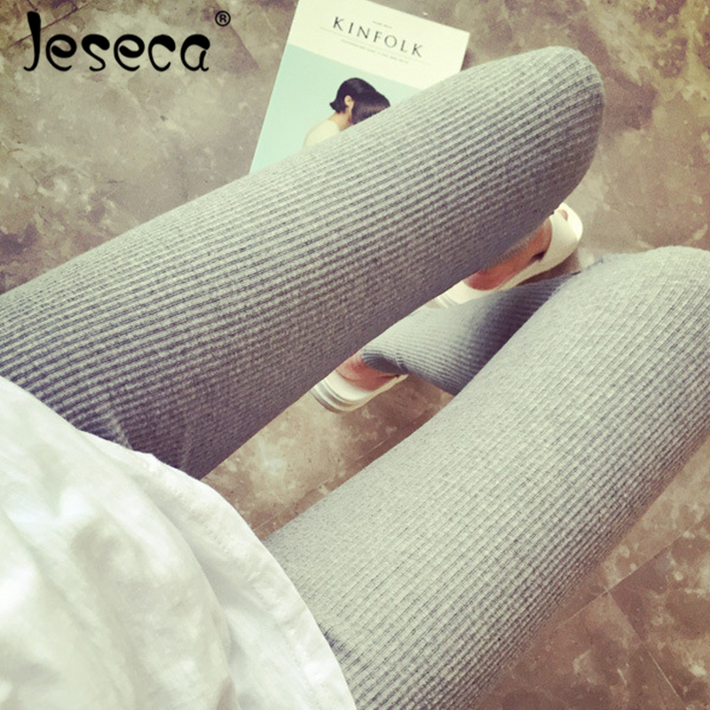 Careful Jeseca Fall Winter Women's Clothing Trousers Christmas Harajuku Korean Style Female Pants Autumn Warm Sportswear Pant Plus Size