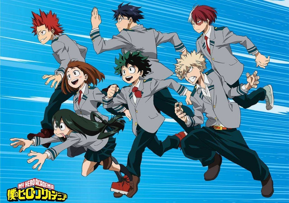 My Hero Academia Cosplay Boku no Hero Akademia Costume Cosplay Sets Summer Or Fall School Uniform Full Set 5 Type