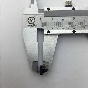 Image 3 - Interruptor de silicona conductivo sin sonido, botón pulsador Micro, reinicio automático, 8x8x5MM, 4 pines, G77, 20 unidades por lote