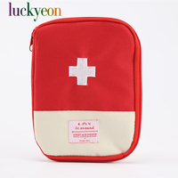 Outdoor First Aid Emergency Medical Kit Survival Bag Wrap Gear Hunt Travel Bag Small Medicine Kit