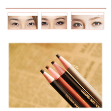 Professional Rolls Eyebrow Pulling Soft Pencil Waterproof Smudge Proof Black Eyebrows Pen Vitamin A Long Lasting Z3