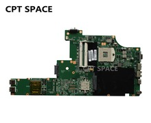 YTAI 15 E50 DAGC6AMB8H0 04W4459 mianboard For Lenovo Thinkpad Edge 15 E50 Laptop Motherboard DAGC6AMB8H0 HM55 PGA-989R mainboard