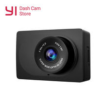 YI Compact Dash Camera 1080p Full HD Car Dashboard Wifi Camera with 2.7 inch LCD Screen 130 WDR Lens G-Sensor Night Vision(China)