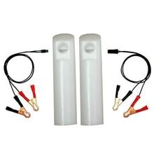 Автомобильный топливный инжектор, адаптер для очистки, сделай сам, набор, инструмент для чистки автомобиля с 2 насадками, для очистки большинства автомобилей, мотоциклов, топливных форсунок