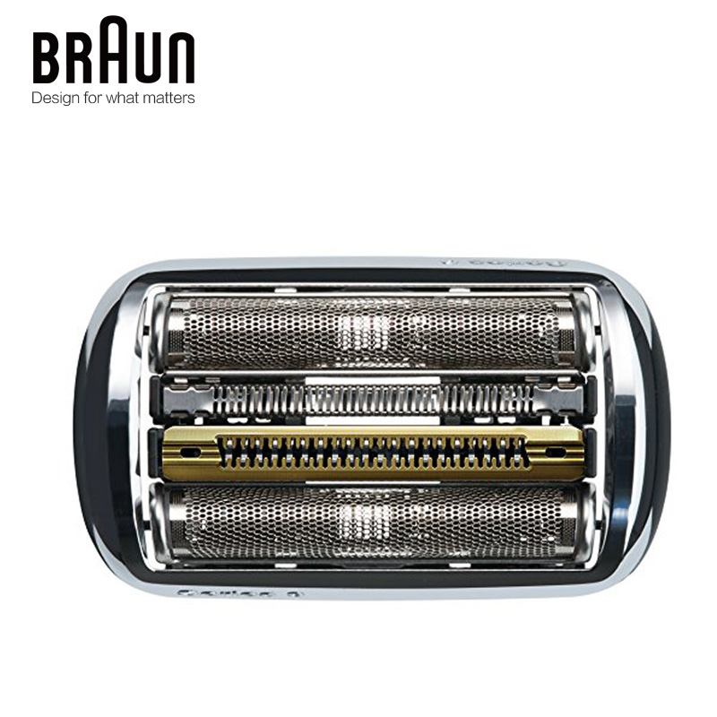 Image 4 - Braun 92s Electric Shaver Razor Blade Series 9 Foil & Cutter Replacement Head Cassette 9030s 9040s 9050cc 9090cc 9095cc-in Electric Shavers from Home Appliances