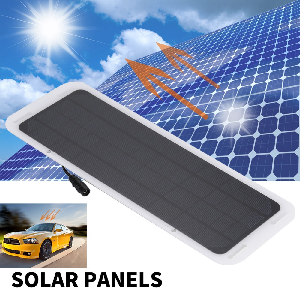 12v 300mA 5.4w Solar Cells, Solar Panel Applications cars motorcycles motor boats mobile phones High efficiency Portable