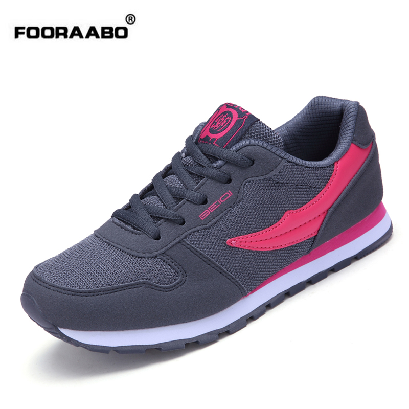 FOORAABO 2017 Spring Autumn Womens Casual Shoes Breathable Fashion Woman Canvas Shoes Flats Classic Girls Shoes Zapatos Mujer spring and autumn new star models with the same paragraph casual women s shoes hot fashion joker shoes breathable canvas shoes