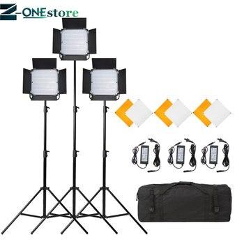 Pixel K80 LED Video Light 3 in 1 Kit Photography Lighting 2.4GHz Wireless Control with Tripod 600 LEDs 5500K CRI 95 Studio Light