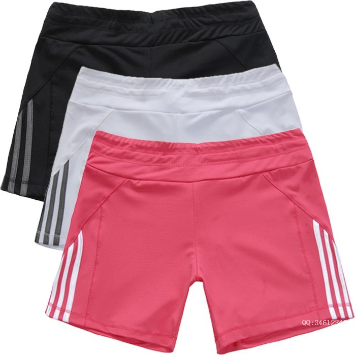 The new summer Woman summer sports shorts badminton shorts running fitness shorts  sports Free shipping 605d528074e8