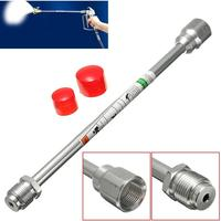 New Arrival Airless Sprayer Paint Gun Extension Pole 50cm With Tip Guard Nozzle Seat Hot Sale