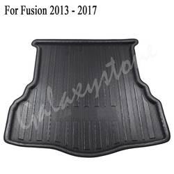 Подходит для Ford Fusion 2013 2014 2015 2016 2017 2018 задний багажник багажника лайнер грузовой пол коврик-лоток
