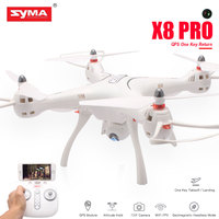 NEW SYMA X8PRO GPS DRONE RC Quadcopter With WIFI Camera FPV Professional Quadrocopter X8 Pro 720P RC Helicopter