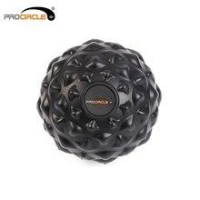 Булыжник фитнес-мячи PU Массажный мяч само-Миофасциальный Релиз для мгновенного облегчения боли в мышцах и триггерного точечного лечения