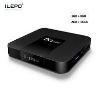 TX3 Mini Smart TV Box Android 7 1 Amlogic S905W 1GB 8GB 2GB 16GB Support 4K
