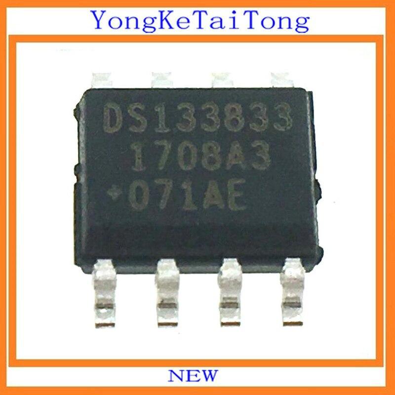 50PCS 100PCS LOT DS1338Z 33 T R DS1338Z 33 DS1338 DS133833 RTC CLK CALENDAR I2C 8