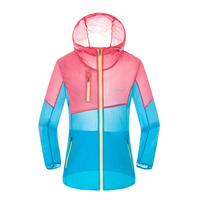 Hot Summer Ultra Light Hiking Camping Sun Protective Anti Uv Outdoor Jacket Women Leisure Sport Climbing