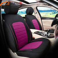 Dedicated Covers Car Seat For Volkswagen VW Caravelle Car Seat Covers Cushion Cars Seat Supports Styling