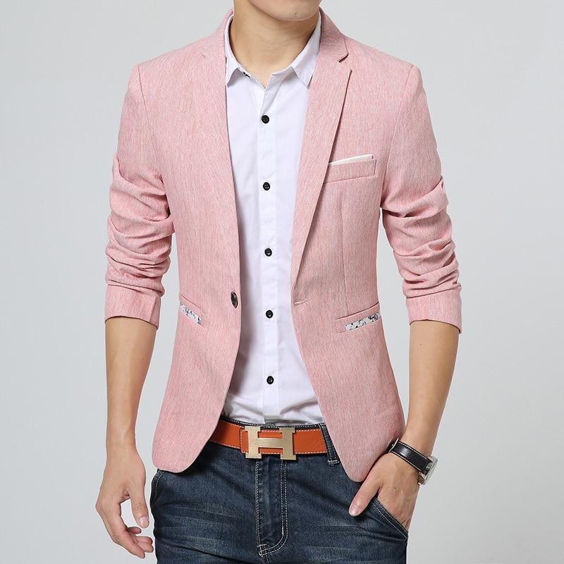 Hot Sale 2015 New Design Mens Brand Blazer Jacket Coats