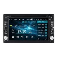 6.2 Android 9.0 Universal Car Radio DVD GPS for Nissan TIIDA QASHQAI X TRAIL FRONTIER PATROL TREEANO VERSA MICRA MURANO
