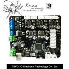 Tevo 3D части принтера МКС базы V1.4 3D управления принтером доска с USB MEGA 2560 R3 материнская плата RepRap Ramps1.4 Совместимость