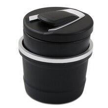 Пепельница для автомобиля, контейнер для хранения монет, контейнер для сигар, пепельница для Volkswagen VW Golf GTI Tiguan Passat B5 B6 B7 CC Jetta POLO