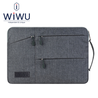 WiWU Laptop Bag 13 Tablet Sleeve Case for Apple iPad Pro 12.9 Macbook Air Pro 13.3 Waterproof Shockproof Notebook Pouch