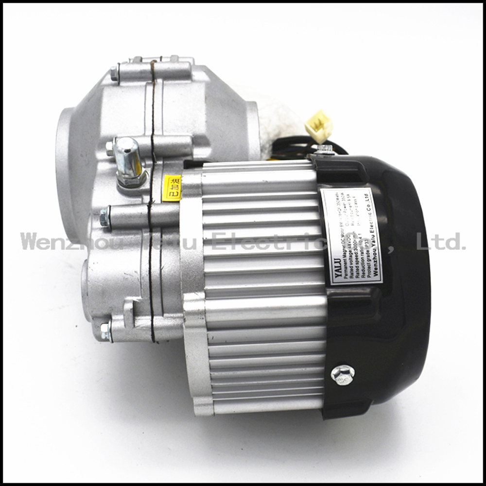 The Elderly Leisure Car Body Rear Axle Differential Motor