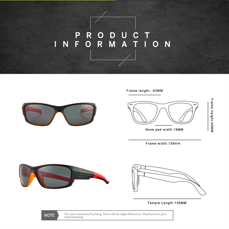 Polarized Sunglasses Men 39 s Driving Shades Male Sun Glasses For Men Safety 2019 Luxury Brand Designer Oculos UV400 in Men 39 s Sunglasses from Apparel Accessories