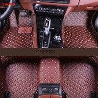 Ynooh car floor mats For hyundai santa fe 2007 fe 2011 solaris 2017 elantra i30 i40 i10 i20 2010 2013 accent 2008 getz creta tuc