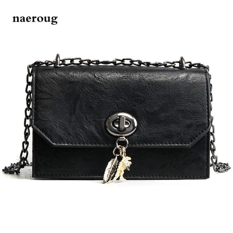 Leather Women Crossbody Bags Fashion Rivet Design Shoulder Bags Color Shoulder Strap Ladies Handbags vs pink luis vuiton bag