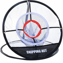 PGM outdoor Golf Chipping Practice Net Golf Pop UP Indoor Outdoor Chipping Pitching Cages Training Hitting Aid Tool Portable