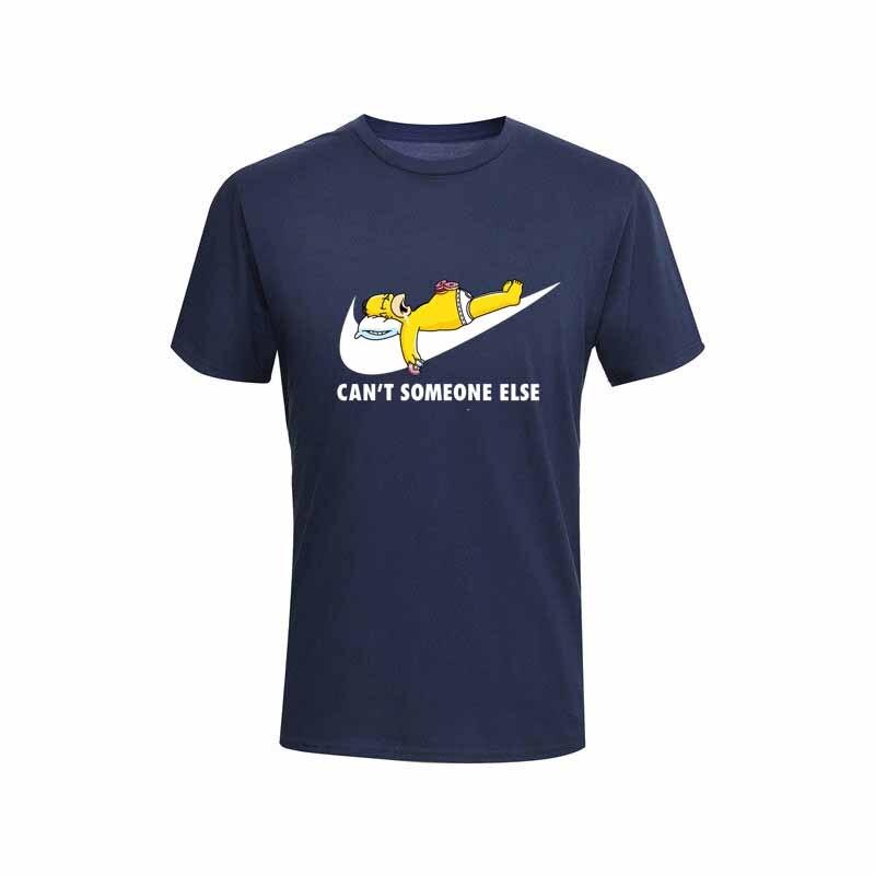 Été Simpson est drôle impression conception T-shirt hip hop hommes marque chemise o-cou à manches courtes T-shirt homme camisetasrt