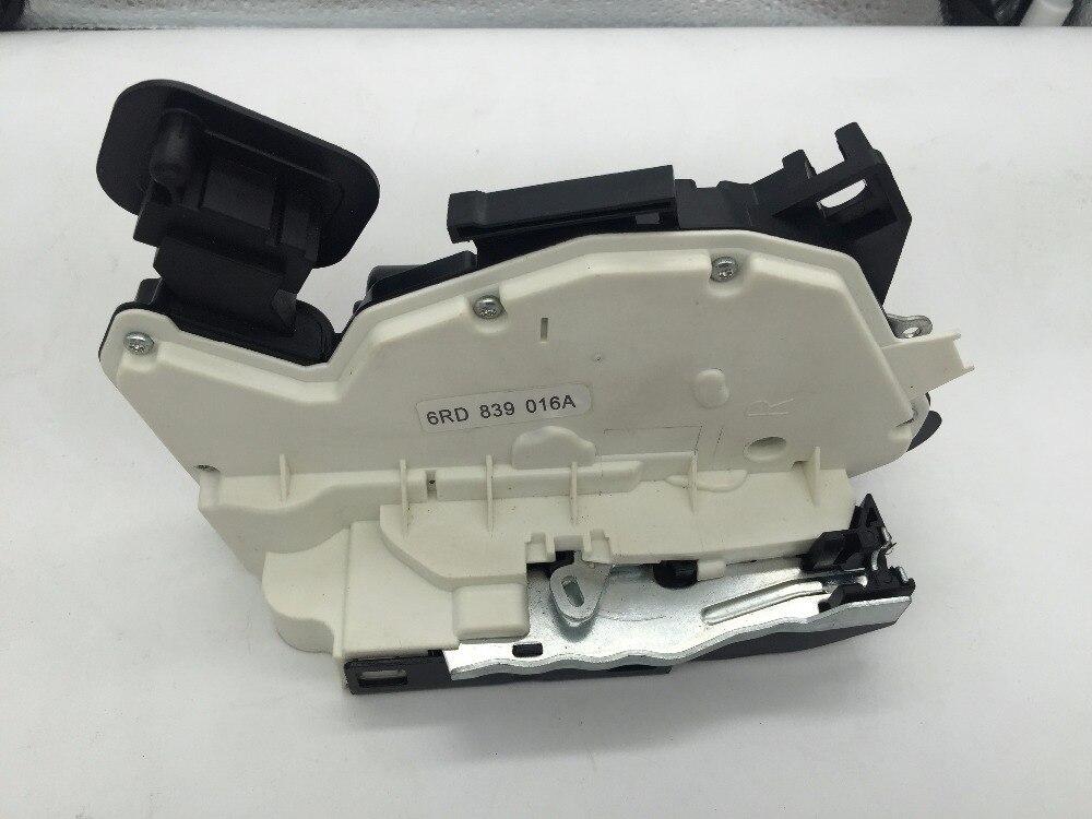 rear right Door Lock Actuator FOR Volkswagen GOLF 6 JETTA 5C POLO SKODA YETI SKODA RAPID