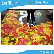 DefiLabs DEFI интерактивное программное обеспечение для пола и оборудования с 130 эффектами, что вам просто нужно, чтобы preapre компьютер и проектор
