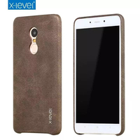 X Level Brand High Quality Vintage Phone Case For Xiaomi Redmi Hongmi Note 4 Luxury PU