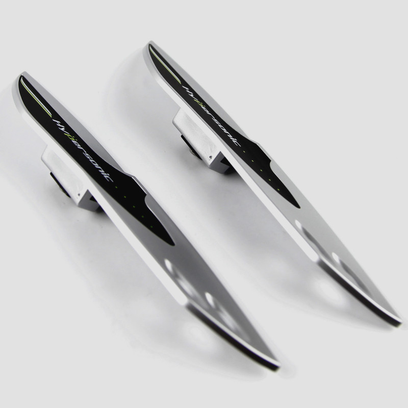Hypersonic silver windshield wiper wing windshield wiper blade hypersonic silver windshield wiper wing windshield wiper blade spoiler windscreen wiper pressurizer in windscreen wipers from automobiles motorcycles on freerunsca Gallery