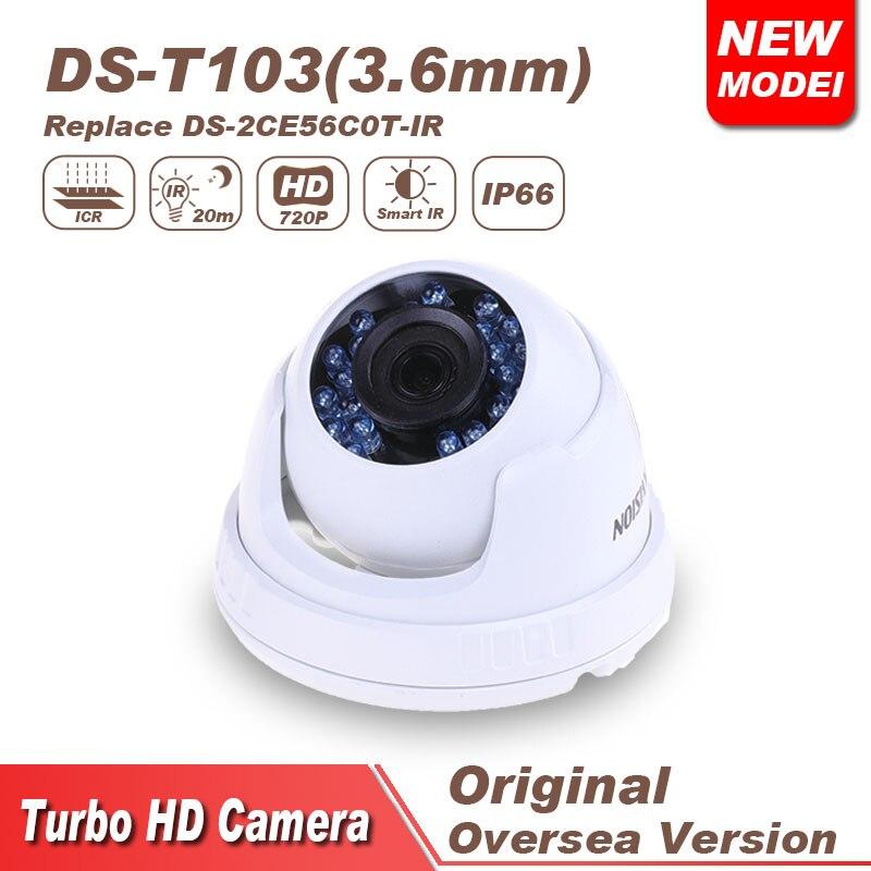 Hikvision cctv camera 720P CCTV  DS-T103 cctv cctv cc002emiuv20