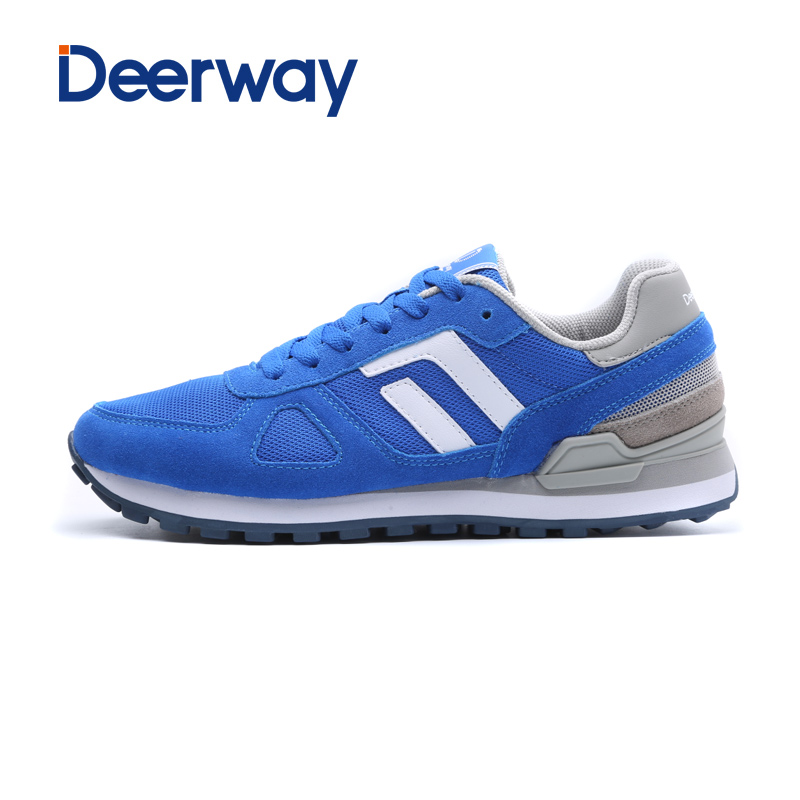 ФОТО 2017special offer lifestyle sneaker new running shoes sneakers sport for PU leather  men mesh breathable outdoor medium Lace-Up