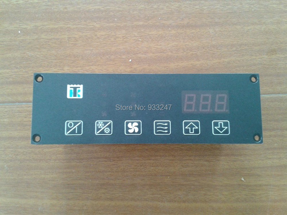 Panel de control smart 451959 thermo king para bus ac-in