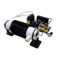 Ozonateur réglable de générateur d'ozone de Tube en céramique de 5 G/h pour le KH-5GORA1 de décharge de corona de piscine de traitement de l'air et de l'eau/A2