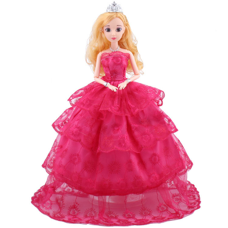 Buy nk 2017 newest doll wedding dress for Barbie wedding dresses for sale