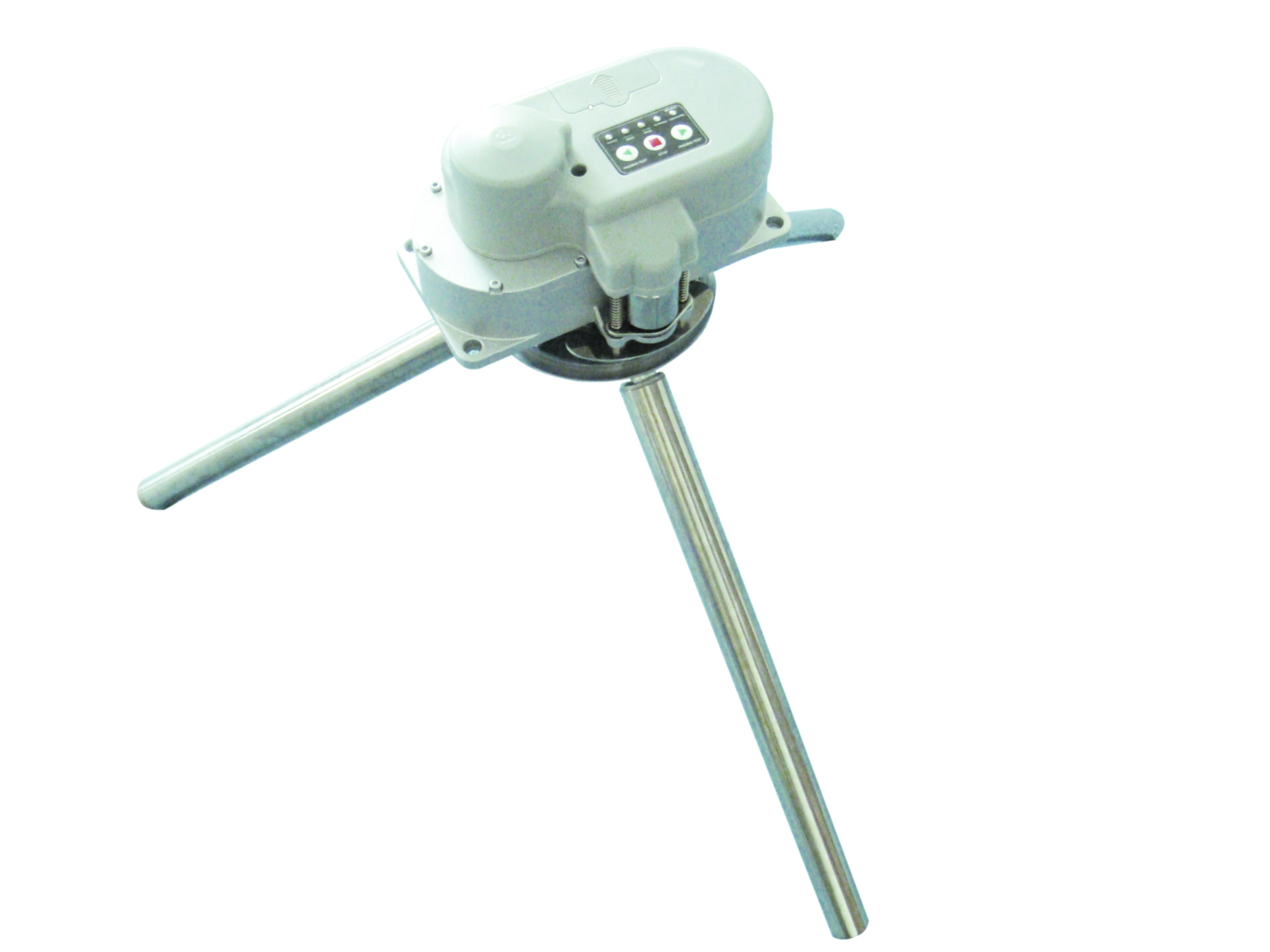 Full Automatic Tripod Turnstile Mechanism including tripod arms control board and motor snow tripod