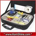 KomShine KFH-13 Básica De Fibra Óptica Kit de Herramientas de Prueba de Fusielasmachine Asamblea Medidor de Potencia Óptica/VFL/Cuchilla De la Fibra