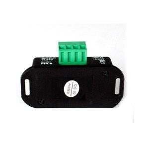 Image 3 - Автоматический Инфракрасный датчик движения, 120 градусов, 12 В 24 В, 8 А, светодиодный светильник 5 ~ 8 м