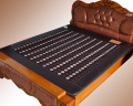 Theraphy High Quality Products Tourmaline Electric Heating Mat tourmaline electric heating mattress 1.0X1.9M